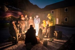 Arctic Tour 2018   Nyksund   Foto: Marc Ihle