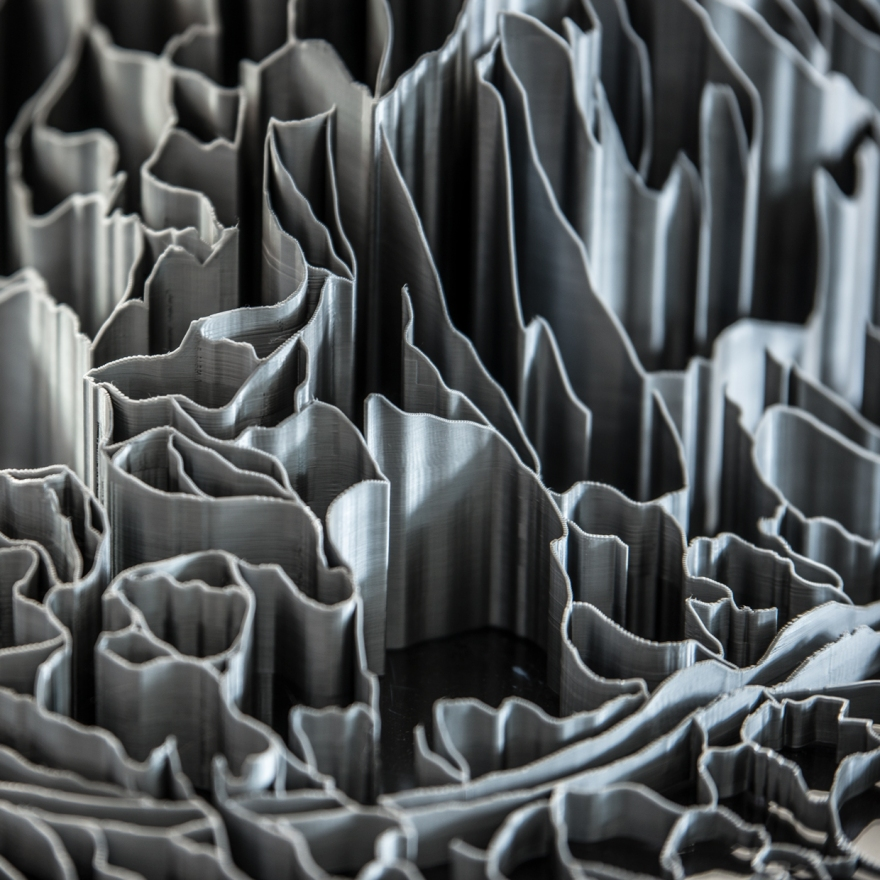 Analysing & Altering of Natural Terrain | Models of the Arctic Studio | Foto: Marc Ihle