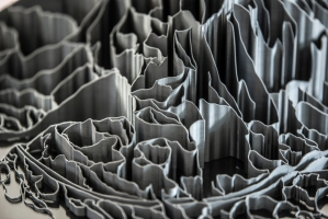 Analysing & Altering of Natural Terrain   Models of the Arctic Studio   Foto: Marc Ihle