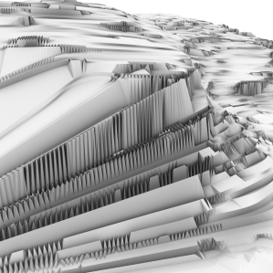 """GLICHED GARDENS"" 