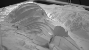 """MARINE BREEN""   Student: Lukas Pazeller & Katarina Rödl   Bachelor Design Course at the Institute for Experimental Architecture   University of Innsbruck"